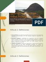 Presentación SINAP