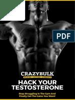 Testosterone science