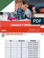 Clase 5 en Qué Debo Mejorar (LC-011) 2015 CEG