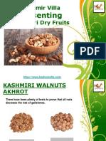 Online Kashmiri Almonds Available at Kashmirvilla