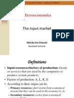 Input market.ppt
