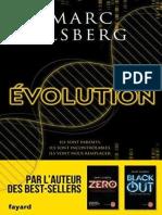 Évolution - Marc Elsberg