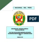 PO N° 009 SEGURIDAD  ESCOLAR 2019