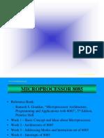 8085 Microprocessor - Ramesh Gaonkar-By Www.learnEngineering.in
