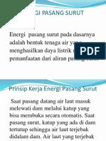 Energi Pasang Surut