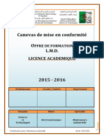 LICENCE S1S2S3S4s5s6 Maintenance Industrielle