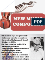 new music composer