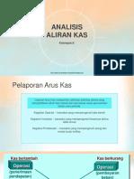 Topik 12 Analisis Aliran Kas Kelompok 8