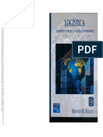 Apuntes de Logística y adminsitración