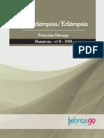 FEBRASGO 2018 Pre Eclampsia Eclampsia