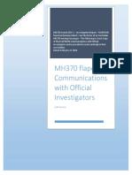 MH370 Search DOC 1 - Investigation - Flaperon