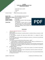 Elc As590-1 Persuasive Speech (1)