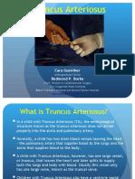 Repair of Truncus Arteriosus
