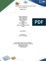 Tarea 1 –Estructura Atómica y Principios de La Mecánica Cuántica
