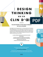 Design Thinking en Un Clin Doeil