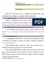 Estudo Nº 05 - Apocalipse 1. 1-20