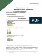 sesion 1 EL PROBLEMA SOCIAL DEL PREJUICIO Y DISCRIMINACIÓN