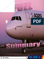 A320 Fuel Summary