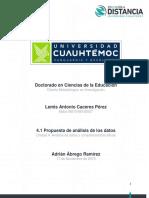 Actividad 4.1 Cáceres Lemis
