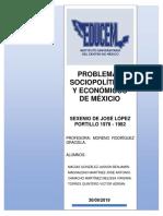 Sexenio de José López Portillo