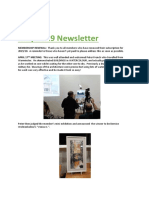 05 19 may 2019 newsletter