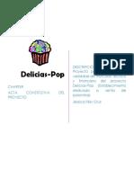 Charter Delicias-Pop Trabajo