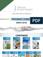 VDE Promociones Mayo 2018