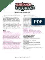 Beastgrave FAQ w