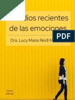 Lucy Reidl - Estudios Recientes de Las Emociones