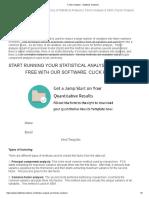 Factor Analysis - Statistics Solutions