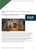 Arqueólogos Desvendam Segredo de Sarcófago Milenar Em Mainz _ Notícias Sobre Política, Economia e Sociedade Da Alemanha _ DW _ 15.11.2019