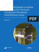 Partial discharge for transmission line