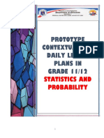dll in probability and statistic