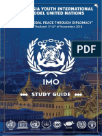 Study Guide IMO