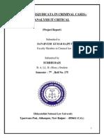 role of resjudicata