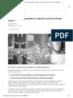 A Estátua de Hitler Guardada Em Segredo No Porão Do Senado Francês - BBC News Brasil