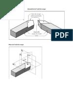 Geometrie d'outil de coupe