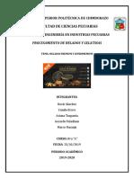 Helado Premium y Superpremium