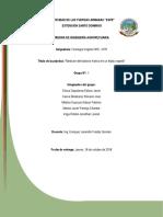 Informe Nro 1 - Medición Del Balance Hídrico en Un Tejido Vegetal
