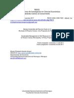 Uso y tenencia de la tierra factores históricos y planes de ordenamiento territorial - veredas Barcelona, cocuy y Zuría - Villavicencio, Colombia