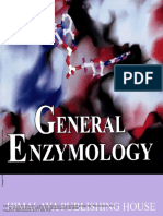 General Enzymology (COVER )