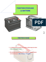 01 Fonction Stockage La Batterie