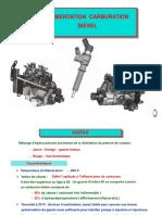 14 Alimentation - Carburation Diesel