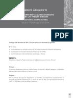 DS73_ReglamentoEspecialExplosivos