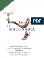 ANO JUDAICO ROSH HASHANÁ E A MAÇONARIA