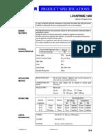 Luxaprime1400 Alkyd Zinc Phosphate Primer