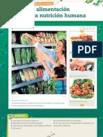 CAP MODELOGD AVANZA BIOLOGIA CABA Nutricion La Evolucion y La Informacion Geneteica en Los Seres Vivos