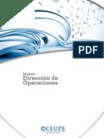 MBA A2 Mod4 Dirección de Operaciones