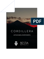 Cordillera (Baeza, 2019)