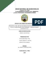 Proyecto de Investigacion diagrama de gantt. pert y pm
